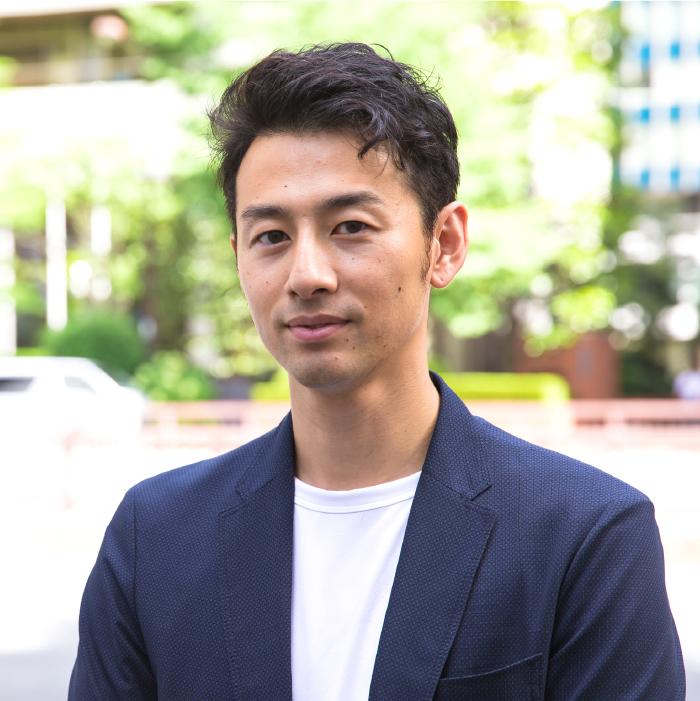 代表取締役CEO 椎橋徹夫